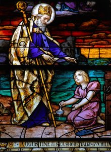St Augustine of hippo quotes on purgatory