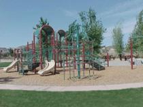 Playground Covering