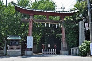 鷲宮神社 初詣