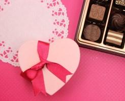 バレンタイン義理チョコ