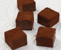 生チョコ 簡単 レシピ