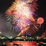 隅田川花火大会2017の日程と有料席の予約方法を紹介します。