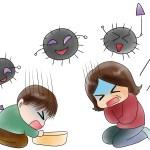 ノロウイルスの特徴!感染力や症状、排出期間、時期、検査や注意点など