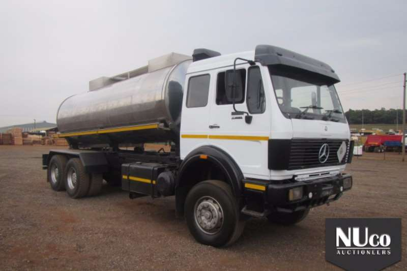 Mercedes trucks for sale