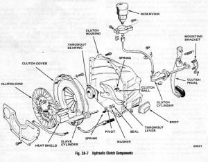 Hydraulic Clutch  Eaglepedia