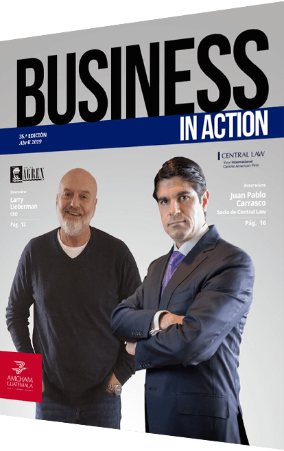 Revista business in action abril 2019