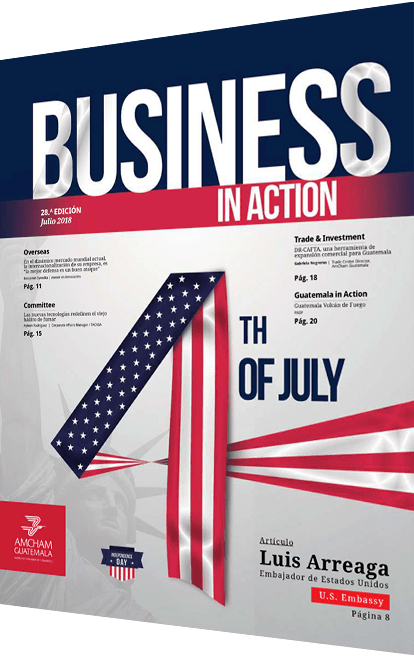 Revista business in action julio 2018