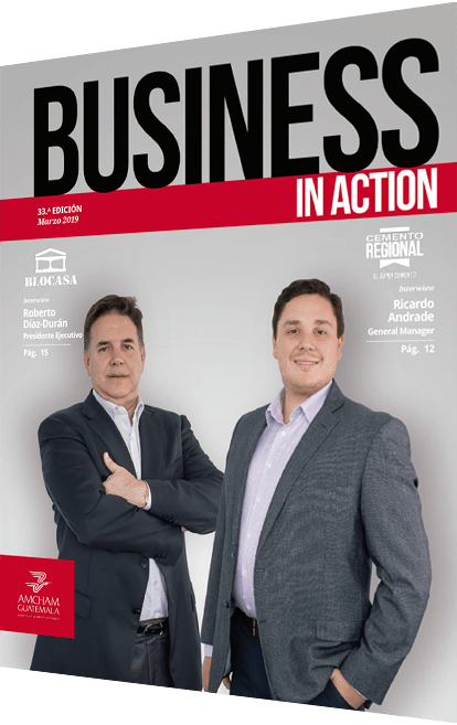 Revista business in action marzo 2019