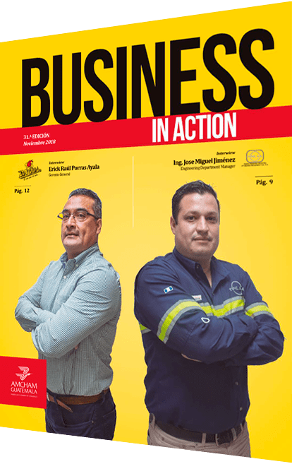 Revista business in action noviembre 2018