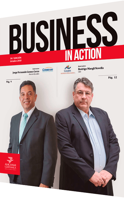 Revista business in action octubre 2018