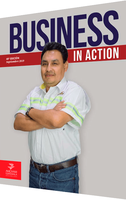 Business in action magazine september 2019