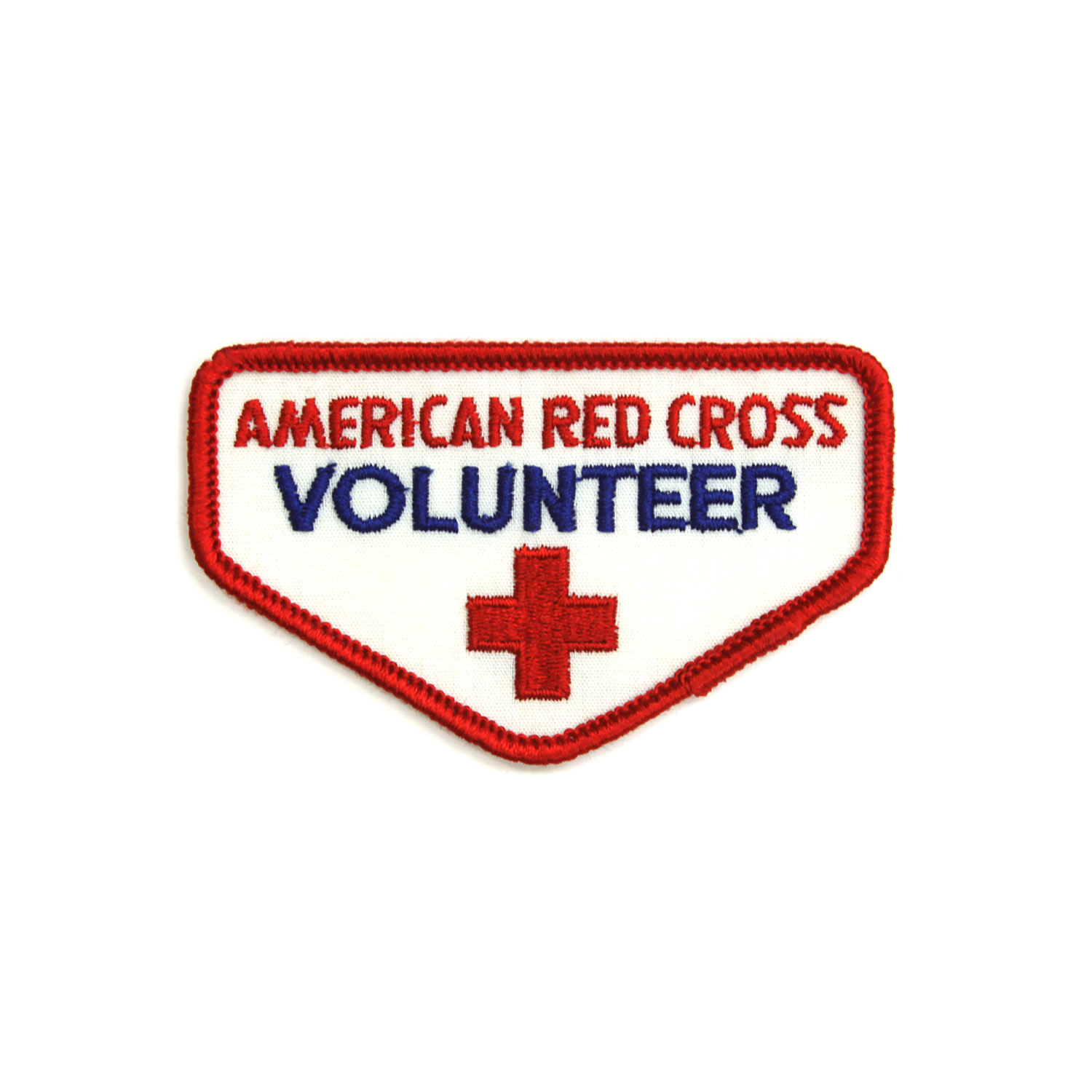 American Red Cross Volunteer Patch