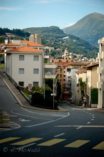 A Lugano Street