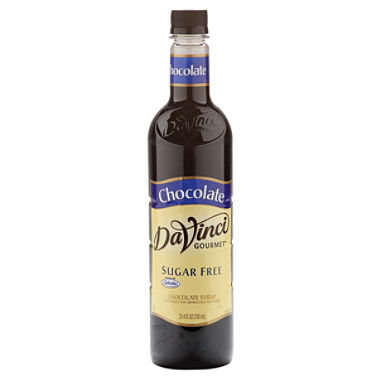 Da Vinci Sugar Free Chocolate (750 ml)