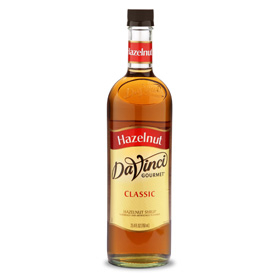 Da Vinci Hazelnut (750 ml)