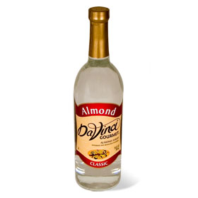 Da Vinci Almond (750 ml)