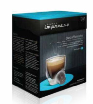 Caffe Impresso Decaffeinato (10 pack)
