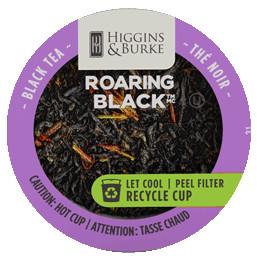 Higgins & Burke Roaring Black Loose Leaf Tea (24 Pack)