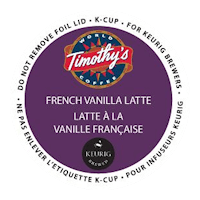 Timothy's French Vanilla Latte (24 Pack)