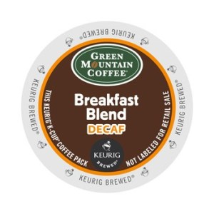 Green Mountain Breakfast Blend Decaf (24 Pack)