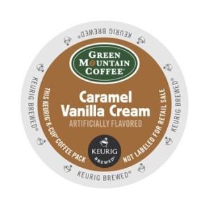 Green Mountain Caramel Vanilla Cream (24 Pack)