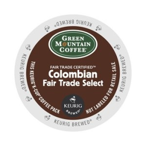 Green Mountain Colombian Fair Trade Select (24 Pack)