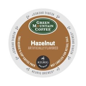 Green Mountain Hazelnut (24 Pack)