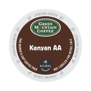 Green Mountain Kenyan AA (24 Pack)
