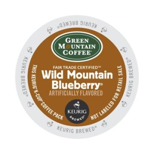 Green Mountain Wild Mountain Blueberry (24 Pack)