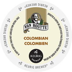 Van Houtte Colombian Medium (24 Pack)
