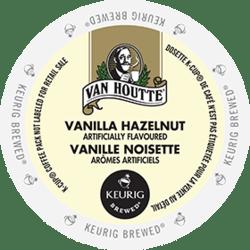Van Houtte Vanilla Hazelnut (24 Pack)