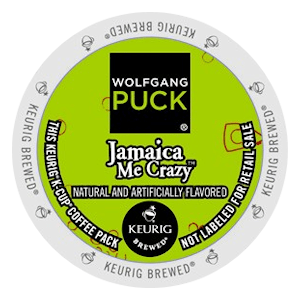 Wolfgang Puck Jamaica Me Crazy (24 Pack)