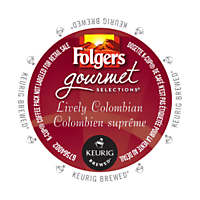 Folgers Lively Colombian (24 Pack)