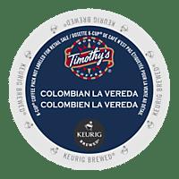 Timothy's Colombian La Vereda (24 Pack)