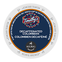 Timothy's Colombian Decaf (24 Pack)