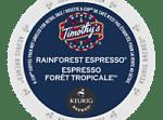 Timothy's Rainforest Espresso (24 Pack)