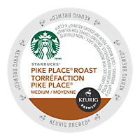 Starbucks Pike Place Roast (24 Pack)
