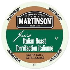 Martinson Italian Roast (24 Pack)
