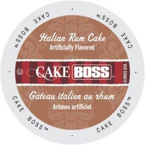 Cake Boss Italian Rum Cake (24 Pack)