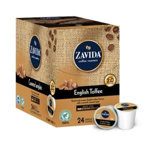 Zavida English Toffee