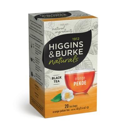 Higgins and Burke Orange Pekoe