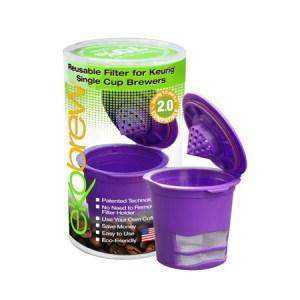 Reusable K-cup Filters