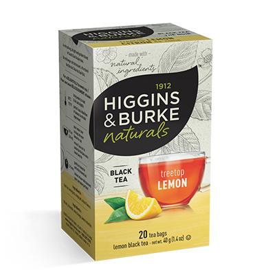 Higgins and Burke Treetop Lemon Tea