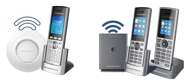 dect vs wifi phone