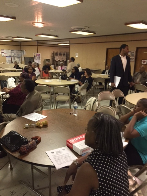 AMCS Partners With Zion Baptist Church to Education the Community about Alzheimer's Disease