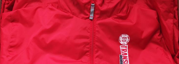 high quality digital transfer print onto clothing used for marketing merchandise
