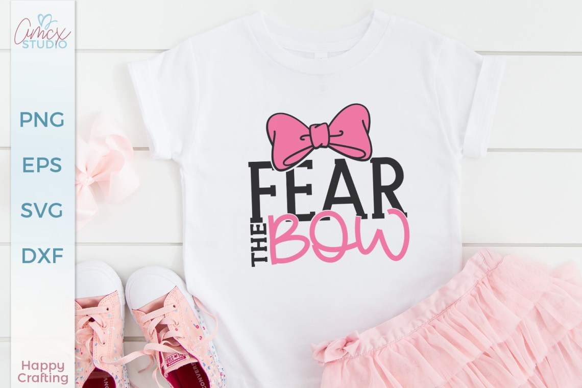 Download Fear the Bow SVG - SVG by AMCX Studio Fear the Bow SVG