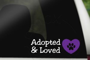 Adopted And Love