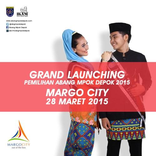 Grand-Launching-Pemilihan-Abang-Mpok-Depok-di-Margo-City-2015-maret-28