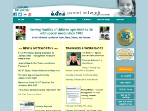 Matrix-Parent-Network